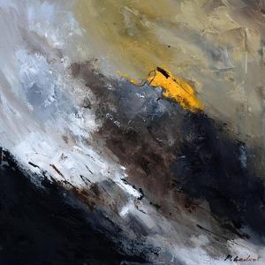 Yellow dot by Pol Ledent