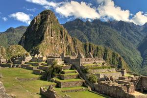 Machu Picchu Cuzco by Pola Damonte via Getty Images