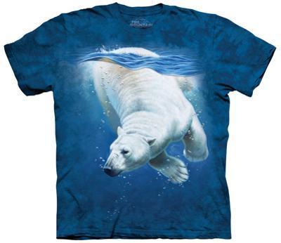 Polar Bear Dive