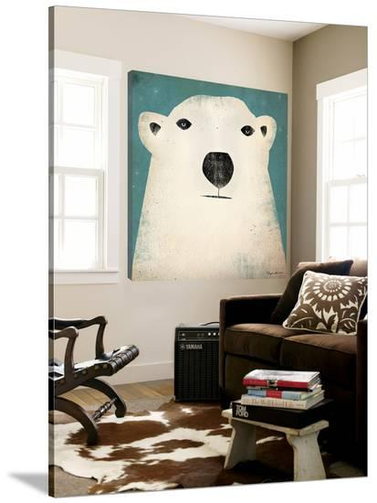 Polar Bear-Ryan Fowler-Loft Art