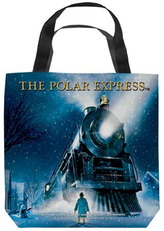 Polar Express - Poster Tote Bag