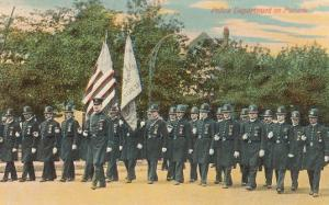 Police Department on Parade