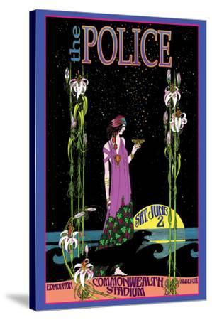 Police Masse