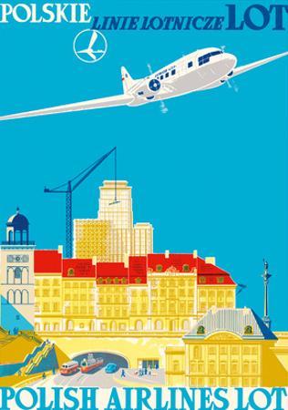 Polish Airlines LOT (Polskie Linie Lotnicze)