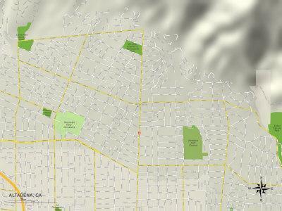 https://imgc.allpostersimages.com/img/posters/political-map-of-altadena-ca_u-L-PYAYBK0.jpg?p=0