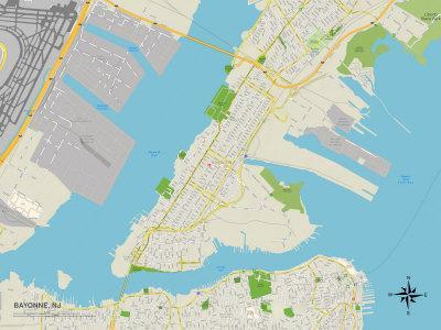 https://imgc.allpostersimages.com/img/posters/political-map-of-bayonne-nj_u-L-PYB3OD0.jpg?p=0