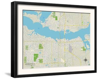 Map Of Bradenton Florida.Affordable Florida Art Prints For Sale At Allposters Com