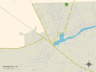 https://imgc.allpostersimages.com/img/posters/political-map-of-browns-mills-nj_u-L-PYB3LH0.jpg?p=0