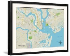 Affordable Maps Of South Carolina Posters For Sale At Allposters Com