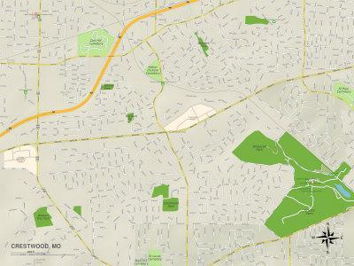 https://imgc.allpostersimages.com/img/posters/political-map-of-crestwood-mo_u-L-PYB0QD0.jpg?artPerspective=n