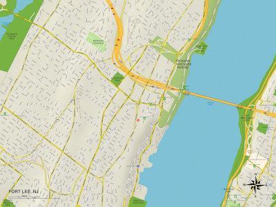 https://imgc.allpostersimages.com/img/posters/political-map-of-fort-lee-nj_u-L-PYB3Q70.jpg?p=0