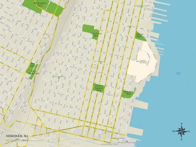 https://imgc.allpostersimages.com/img/posters/political-map-of-hoboken-nj_u-L-PYB3S90.jpg?artPerspective=n
