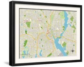 Affordable Maps of Providence, RI Posters for sale at AllPosters.com