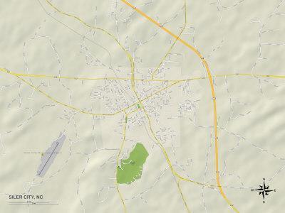 https://imgc.allpostersimages.com/img/posters/political-map-of-siler-city-nc_u-L-PYB3GQ0.jpg?p=0