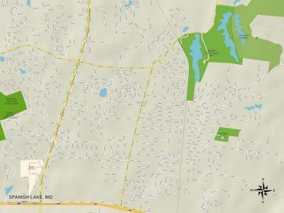 https://imgc.allpostersimages.com/img/posters/political-map-of-spanish-lake-mo_u-L-PYB0Q40.jpg?p=0