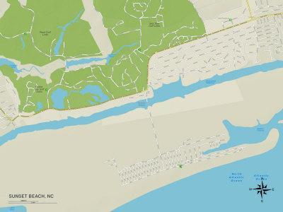 https://imgc.allpostersimages.com/img/posters/political-map-of-sunset-beach-nc_u-L-PYB3GS0.jpg?p=0