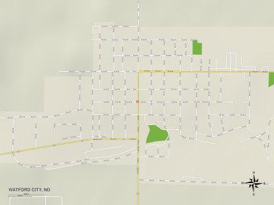 https://imgc.allpostersimages.com/img/posters/political-map-of-watford-city-nd_u-L-PYAWPT0.jpg?p=0