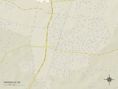https://imgc.allpostersimages.com/img/posters/political-map-of-winterville-nc_u-L-PYAWOV0.jpg?p=0