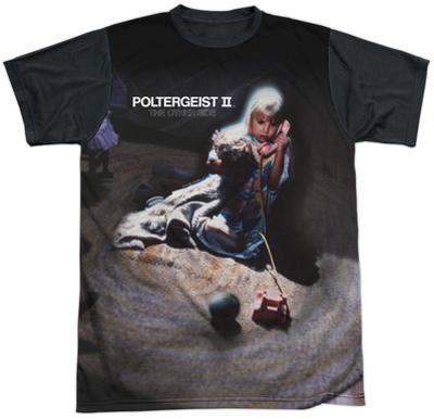 Poltergeist II- The Other Side Black Back
