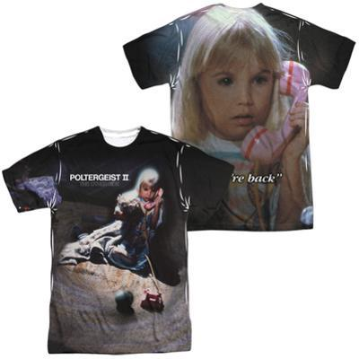 Poltergeist II- The Other Side (Front/Back)