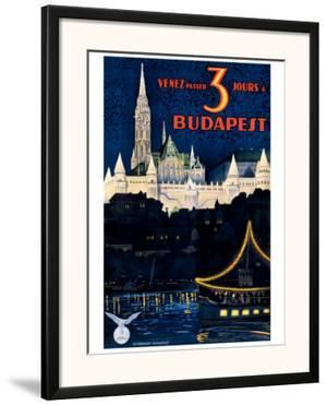 Budapest by Polya Tibor