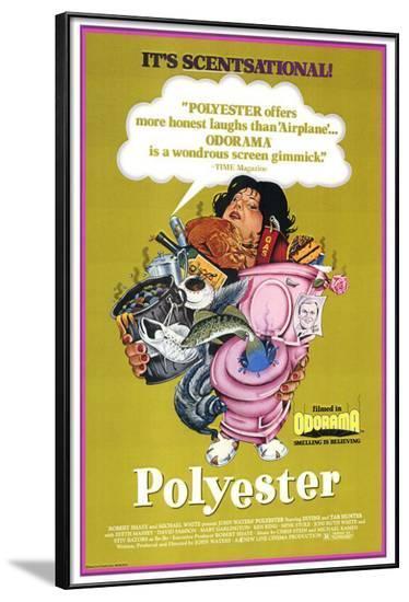 Polyester--Framed Poster