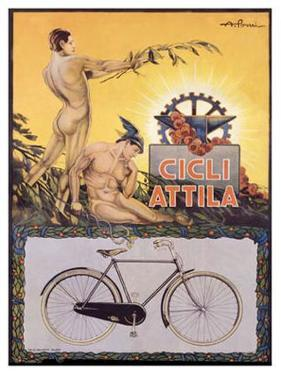 Cicli Attila by Pomi