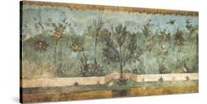 Pompeian Art, Garden Fresco II