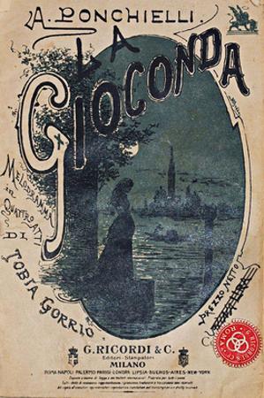 Ponchielli Opera La Gioconda