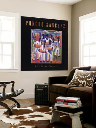 Poncho Sanchez - Afro-Cuban Fantasy