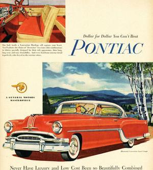 Pontiac - Beautifully Combined