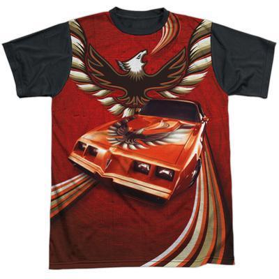 Pontiac- Firebird Phoenix Flight Black Back