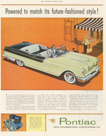Pontiac-Future Fashioned Style