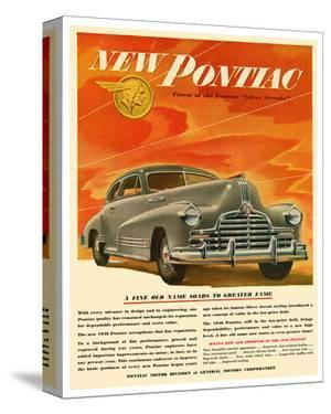 Pontiac-Soars to Greater Fame
