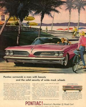 Pontiac-Surrounds With Beauty