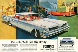 Pontiac- Who Built This Beauty