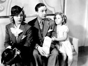 Poor Little Rich Girl, Alice Faye, Jack Haley, Shirley Temple, 1936
