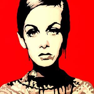 Patient Eyes Pop Art by Pop Art Queen
