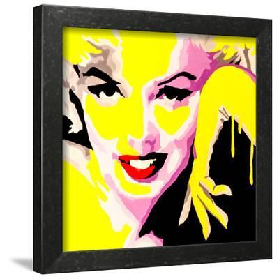 Temptress Marilyn Monroe by Pop Art Queen