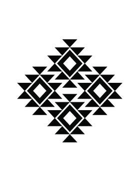 Geometric Art 11 by Pop Monica