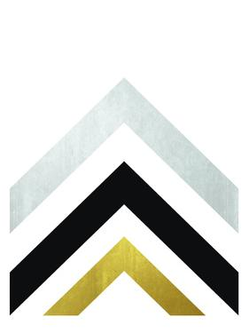 Geometric Art 20 by Pop Monica