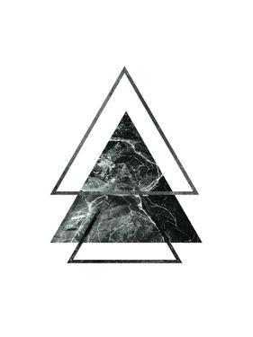 Geometric Art 55 by Pop Monica