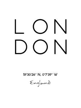 London by Pop Monica