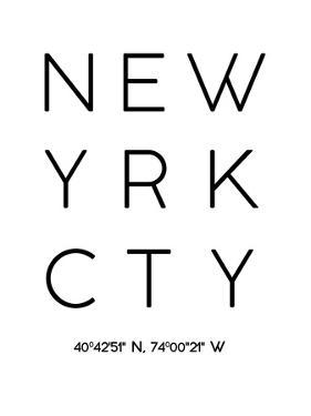 New York City by Pop Monica