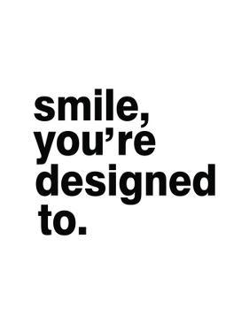 Smile, You'Re Designed To by Pop Monica