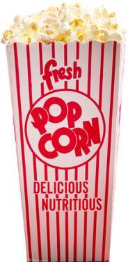 Popcorn Bag Standup