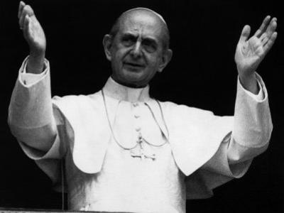Pope Paul VI, Early 1970s