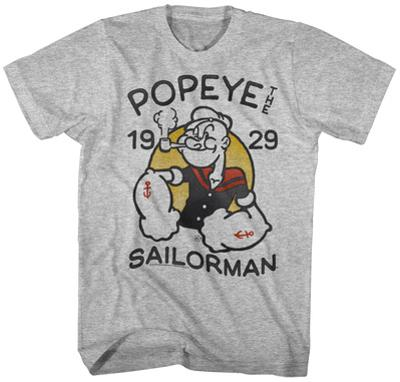 Popeye- Sailing Since 1929
