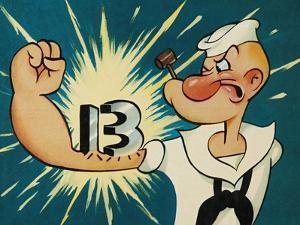 Popeye the Sailor, 1960