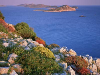 Coastal Landscape, Kornati National Park, Mana Island, Croatia, May 2009. Wwe Indoor Exhibition by Popp-Hackner